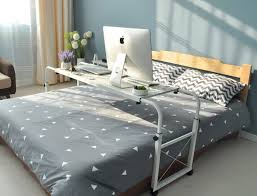 dline overbed table for your computer work in bed