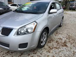 2010 pontiac vibe base city in downtown motor sales