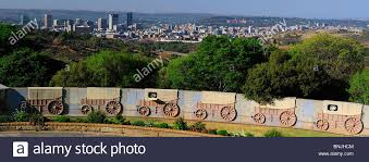 voortrekker monument pretoria city gauteng south africa boer