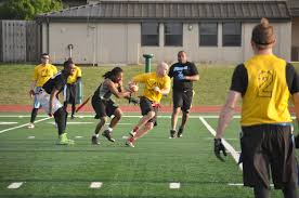Intramural Flag Football Photos