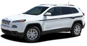 jeep cherokee 2015 price chief jeep cherokee upper body line vinyl graphics decal stripe