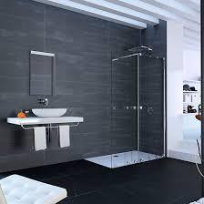 walk in shower glass rectangular with sliding door xtensa