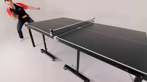 prince challenger table tennis table escalade sports t8288 insta play stiga folding table tennis youtube