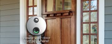 Home 360 by Video Doorbell Camera Alert 360 Central Security Group