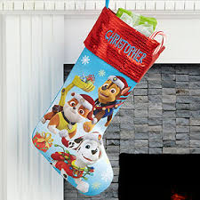 personalized christmas for kids paw patrol personalized christmas for boys christmas gifts