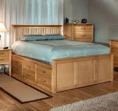 6 Drawer Bed Frame Platform Storage Bed Bookcase Black Mates Platform