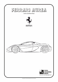 ferrari logo sketch ferrari logo coloring pages creativemove me