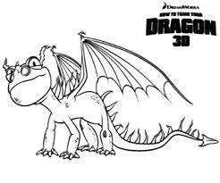 train dragon smallest dragons terrible terror
