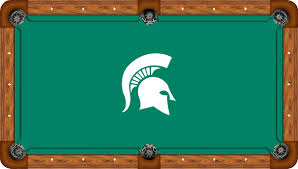 Logo Table Cloth by Printed Pool Table Felt Fearsome On Ideas Plus College Team Logo