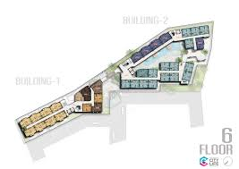 Floor Plans For Real Estate by Floor Plan U0026 Unit Plan U2013 Citylife Condo Patong For Sale Phuket