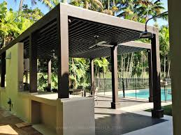 Metal Top Gazebo by Florida Pergola Specializing In Landscape Structures