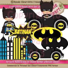 super hero clip art official wrapcandy digital store