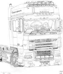 how to draw a 3d truck how to draw a 3d truck pencil art drawing