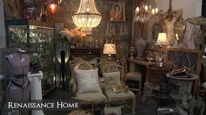 renaissance home reclaimed furniture youtube