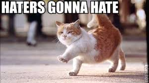 Haters Gonna Hate Meme Generator - haters gonna hate know your meme