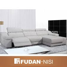 White Leather Sofa Recliner Electric Leather Sofa Centerfieldbar Com
