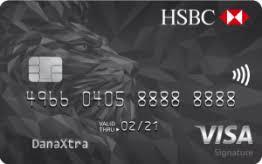 persyaratan buat kartu kredit hsbc apply kartu kredit hsbc visa platinum online di danaxtra nikmati