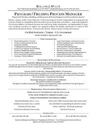 military resume templates free transition samples prime 1