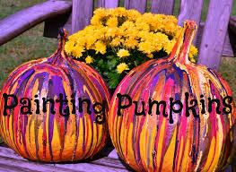 how to decorate a pumpkin for thanksgiving 30 painted pumpkin decorating ideas for halloween 2017 designs