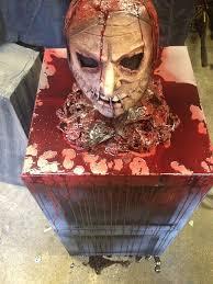 Zombie Apocalypse Halloween Decorations 294 Best Body Bits Heads Images On Pinterest Halloween Ideas