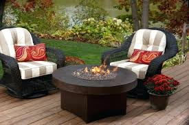 Gas Fire Pit Table Sets - gas fire pit table and chair sets fire pit and chair set fire pit