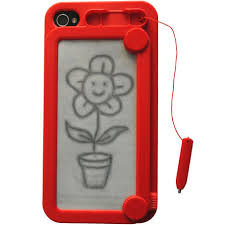 etch a sketch phone case iphone 5s on the hunt