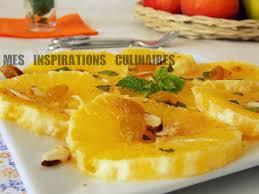 cuisine algeroise salade d oranges aux épices le cuisine de samar