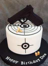 best 25 gun cakes ideas on pinterest groom cake birthday cakes