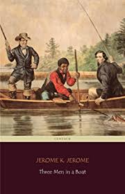 three men in a boat to say nothing of the dog new illustrated