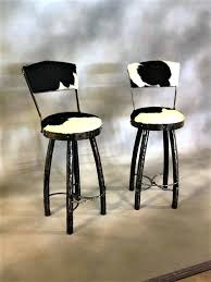 stools cowhide bar stool cushions cowhide bar stools for sale