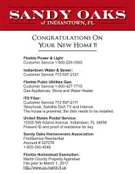 florida power and light telephone number sandy oaks villa franca homes