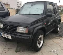 suzuki vitara 1994 suv 1 6l diesel manual for sale larnaca