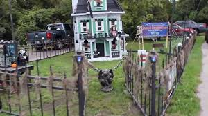 halloween decorations for haunted house kid sized lego haunted house youtube