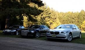 automotive trends 盪 comparison test audi a8 l vs bmw 740i vs