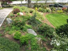diy landscaping a slope design and ideas