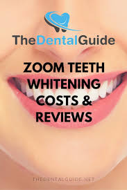 Best Way To Whiten Teeth At Home Zoom Teeth Whitening Costs U0026 Reviews The Dental Guide
