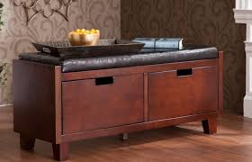 Entry Way Benches With Storage Bench 50 Awesome Storage Bench Designs Awesome Leather Entryway
