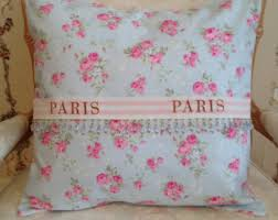 Shabby Chic Pillow Shams by Accent Pillow Sham Etsy