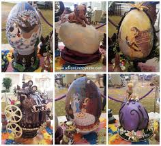 easter egg display the 2017 grand floridian easter egg display adventures by