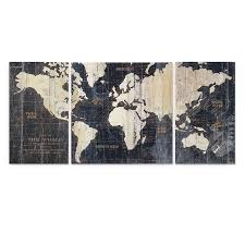 Map Art Amazon Com Masterpieces Old World Map Blue By Avery Tillmon