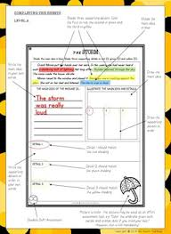 main idea passages differentiated main idea worksheets tpt