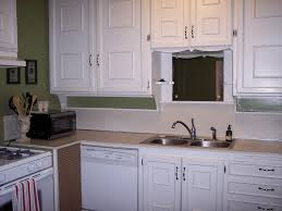 Kitchen Cabinet Moulding Ideas Adding Molding To Flat Kitchen Cabinets Kitchen Cabinet Ideas