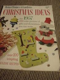vintage better homes and gardens christmas ideas by forthebettys