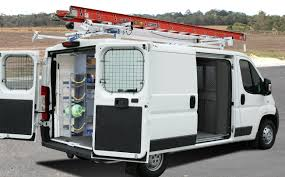 Cargo Van Shelves by Utility Vehicles Interior Shelving Systems Partitions