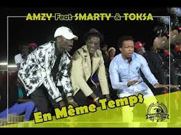 Meme Temps - amzy feat smarty toksa en m礫me temps audio officiel youtube
