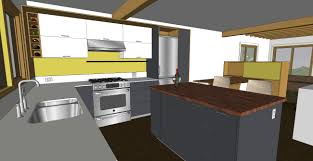 sle kitchen designs interior elevations sketchup home design complete plans package sketchup