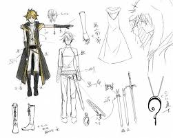design len 31 best vocaloid anime refs images on character design