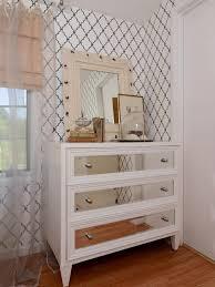 nightstand 37 formidable mirrored dresser and nightstand set