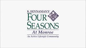 k hovnanian u0027s four seasons at monroe new homes in monroe nj