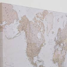 antique map world canvas antique map of the world by maps international
